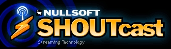 SHOUTcast Home page